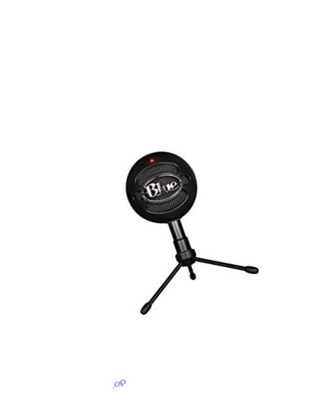 Blue Snowball iCE Condenser Microphone, Cardioid - Black