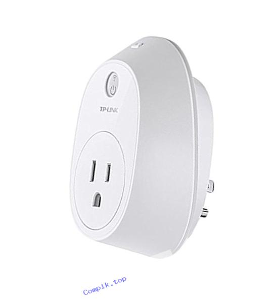 TP-Link Smart Plug w/ Energy Monitoring, No Hub Required, Wi-Fi, Works with Alexa, Control your Devices from Anywhere (HS110)