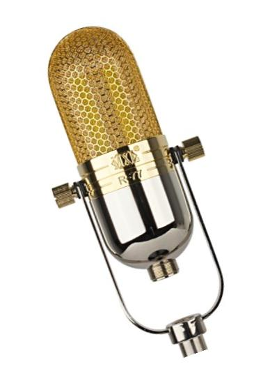 MXL R77L Limited-Edition Classic Ribbon Microphone with Swedish Lundahl Transformer