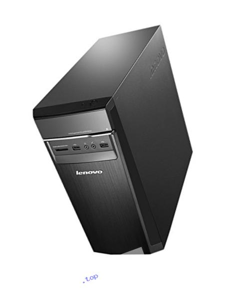 Lenovo Ideacentre 300 Desktop Computer, Black (Intel Core i3, 8GB DDR4 RAM, 1TB HDD, Windows 10) 90DA00LPUS