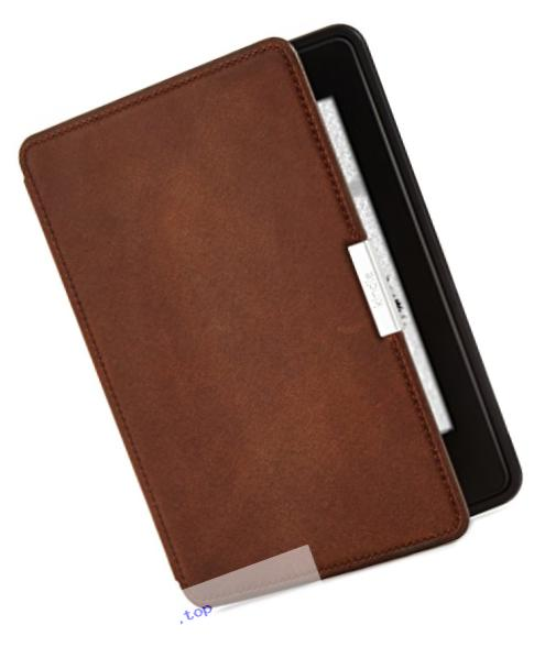 Limited Edition Premium Leather Cover for Kindle Paperwhite  - fits all Paperwhite generations