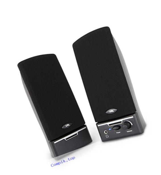 Multimedia desktop computer speakers by Cyber Acoustics (CA-2014)